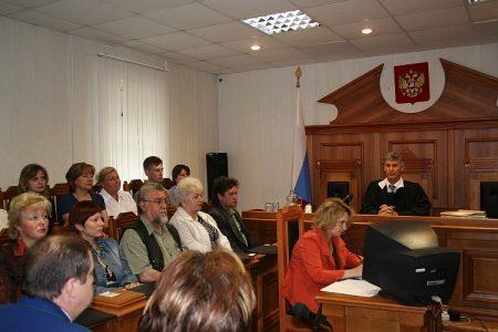 Сколько получают присяжные заседатели в суде в воронеже