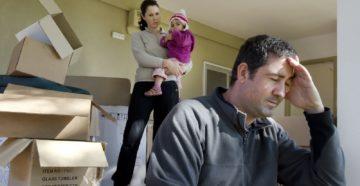 Раздел имущества при разводе если есть ребенок